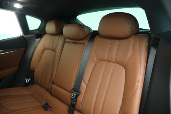 New 2021 Maserati Levante S GranSport for sale Sold at Bugatti of Greenwich in Greenwich CT 06830 18