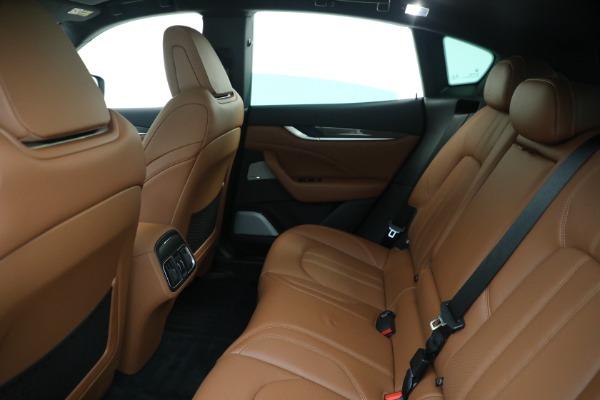 New 2021 Maserati Levante S GranSport for sale Sold at Bugatti of Greenwich in Greenwich CT 06830 19