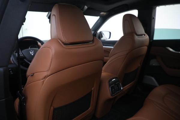 New 2021 Maserati Levante S GranSport for sale Sold at Bugatti of Greenwich in Greenwich CT 06830 20