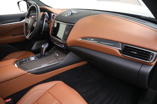 New 2021 Maserati Levante S GranSport for sale Sold at Bugatti of Greenwich in Greenwich CT 06830 21