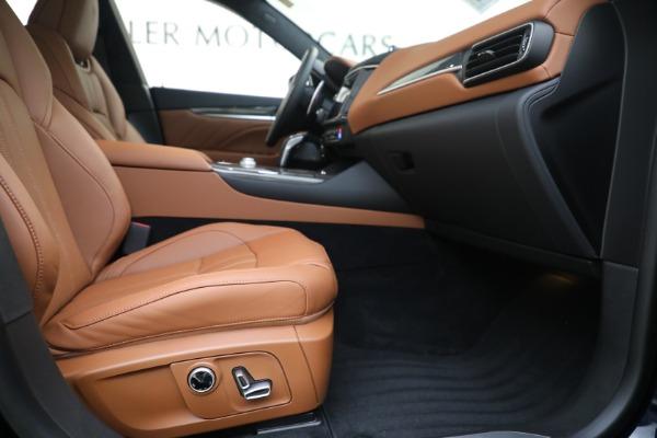 New 2021 Maserati Levante S GranSport for sale Sold at Bugatti of Greenwich in Greenwich CT 06830 22