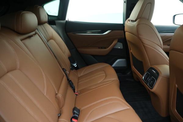 New 2021 Maserati Levante S GranSport for sale Sold at Bugatti of Greenwich in Greenwich CT 06830 25