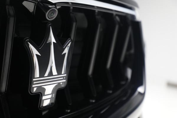 New 2021 Maserati Levante S GranSport for sale Sold at Bugatti of Greenwich in Greenwich CT 06830 28