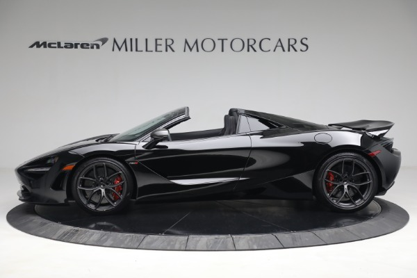 New 2021 McLaren 720S Spider for sale $374,120 at Bugatti of Greenwich in Greenwich CT 06830 3