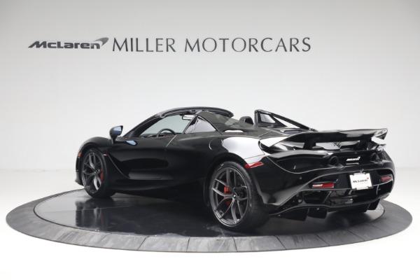 New 2021 McLaren 720S Spider for sale $374,120 at Bugatti of Greenwich in Greenwich CT 06830 4