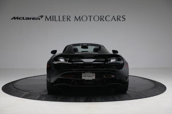 New 2021 McLaren 720S Spider for sale $374,120 at Bugatti of Greenwich in Greenwich CT 06830 6