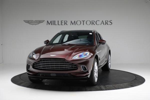 New 2021 Aston Martin DBX for sale $196,386 at Bugatti of Greenwich in Greenwich CT 06830 12