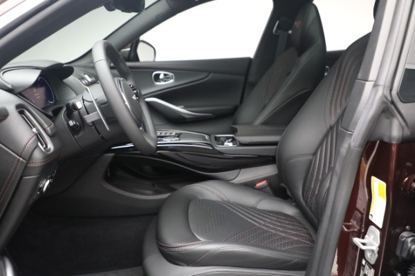 New 2021 Aston Martin DBX for sale $196,386 at Bugatti of Greenwich in Greenwich CT 06830 14