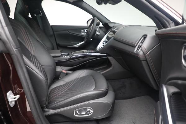 New 2021 Aston Martin DBX for sale $196,386 at Bugatti of Greenwich in Greenwich CT 06830 17