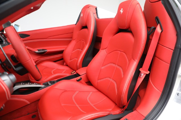 Used 2017 Ferrari 488 Spider for sale Call for price at Bugatti of Greenwich in Greenwich CT 06830 27