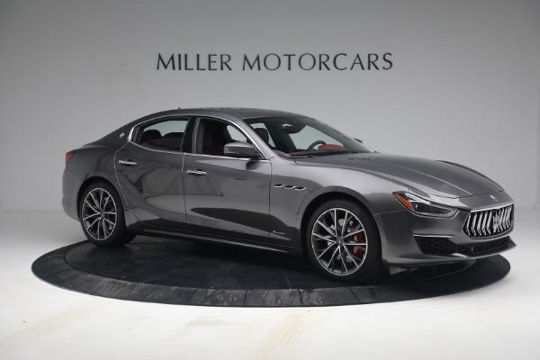 New 2021 Maserati Ghibli SQ4 GranLusso for sale Sold at Bugatti of Greenwich in Greenwich CT 06830 10