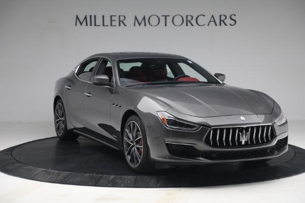 New 2021 Maserati Ghibli SQ4 GranLusso for sale Sold at Bugatti of Greenwich in Greenwich CT 06830 11