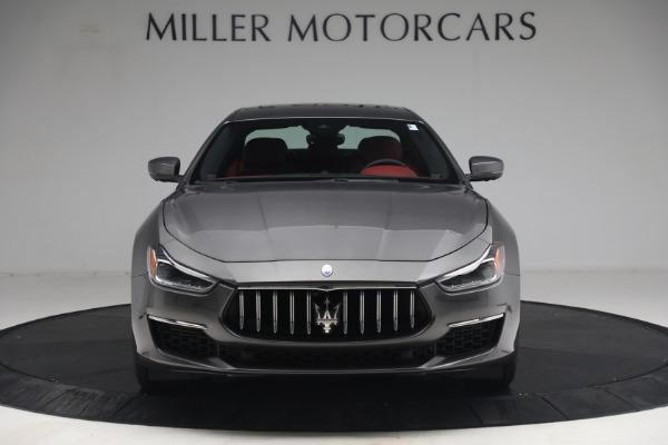 New 2021 Maserati Ghibli SQ4 GranLusso for sale Sold at Bugatti of Greenwich in Greenwich CT 06830 12