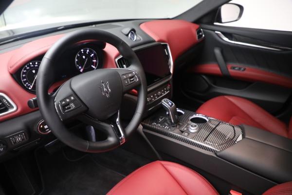 New 2021 Maserati Ghibli SQ4 GranLusso for sale Sold at Bugatti of Greenwich in Greenwich CT 06830 13