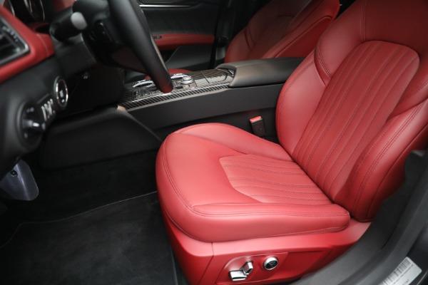 New 2021 Maserati Ghibli SQ4 GranLusso for sale Sold at Bugatti of Greenwich in Greenwich CT 06830 15