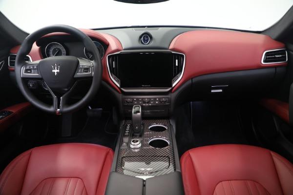 New 2021 Maserati Ghibli SQ4 GranLusso for sale Sold at Bugatti of Greenwich in Greenwich CT 06830 16