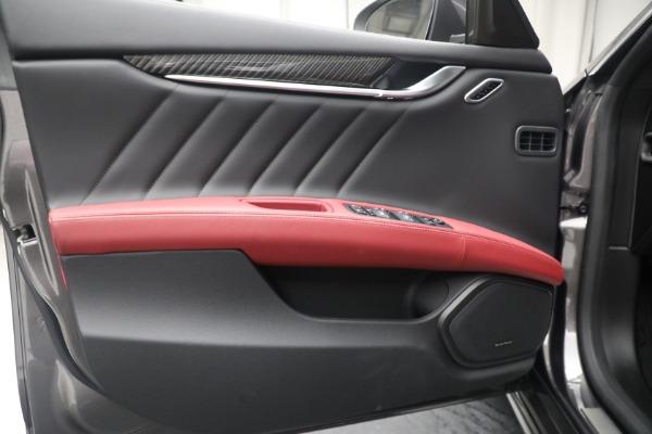 New 2021 Maserati Ghibli SQ4 GranLusso for sale Sold at Bugatti of Greenwich in Greenwich CT 06830 17