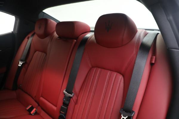 New 2021 Maserati Ghibli SQ4 GranLusso for sale Sold at Bugatti of Greenwich in Greenwich CT 06830 18