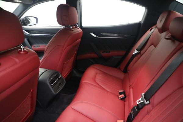 New 2021 Maserati Ghibli SQ4 GranLusso for sale Sold at Bugatti of Greenwich in Greenwich CT 06830 19
