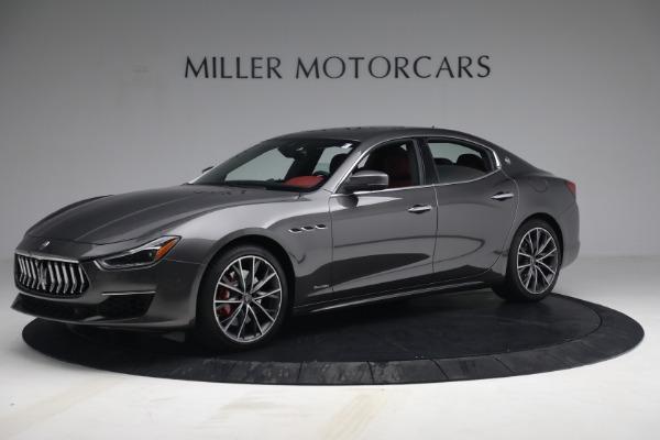 New 2021 Maserati Ghibli SQ4 GranLusso for sale Sold at Bugatti of Greenwich in Greenwich CT 06830 2
