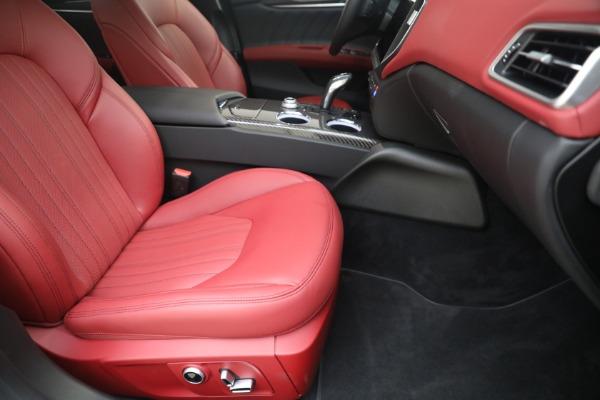 New 2021 Maserati Ghibli SQ4 GranLusso for sale Sold at Bugatti of Greenwich in Greenwich CT 06830 23