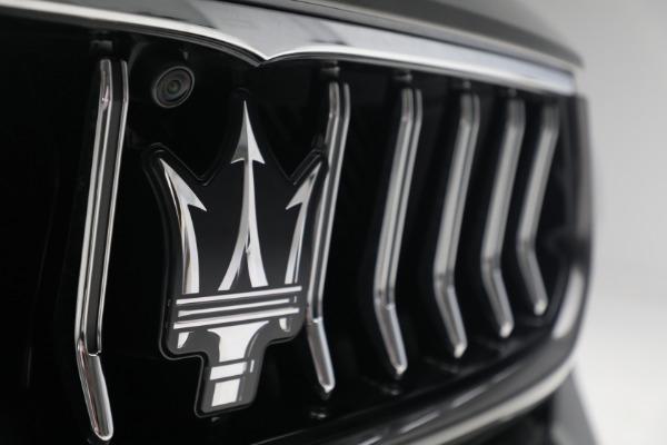 New 2021 Maserati Ghibli SQ4 GranLusso for sale Sold at Bugatti of Greenwich in Greenwich CT 06830 27