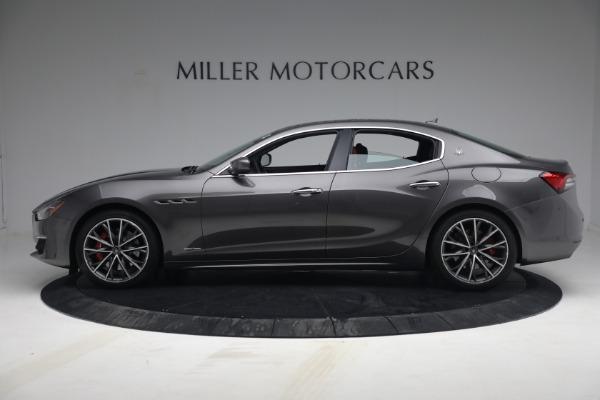 New 2021 Maserati Ghibli SQ4 GranLusso for sale Sold at Bugatti of Greenwich in Greenwich CT 06830 3
