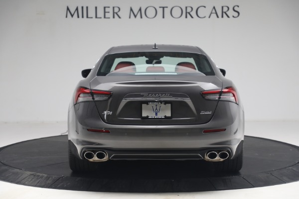 New 2021 Maserati Ghibli SQ4 GranLusso for sale Sold at Bugatti of Greenwich in Greenwich CT 06830 6