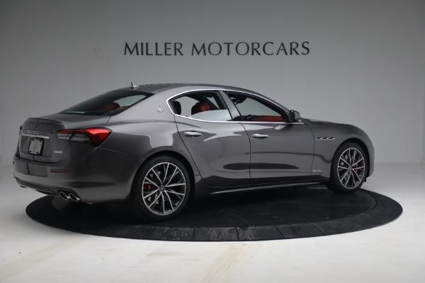 New 2021 Maserati Ghibli SQ4 GranLusso for sale Sold at Bugatti of Greenwich in Greenwich CT 06830 8