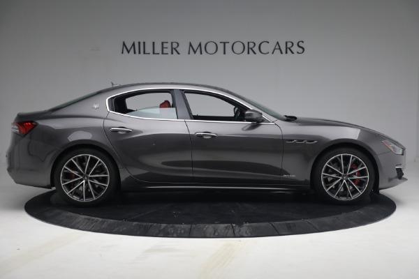New 2021 Maserati Ghibli SQ4 GranLusso for sale Sold at Bugatti of Greenwich in Greenwich CT 06830 9