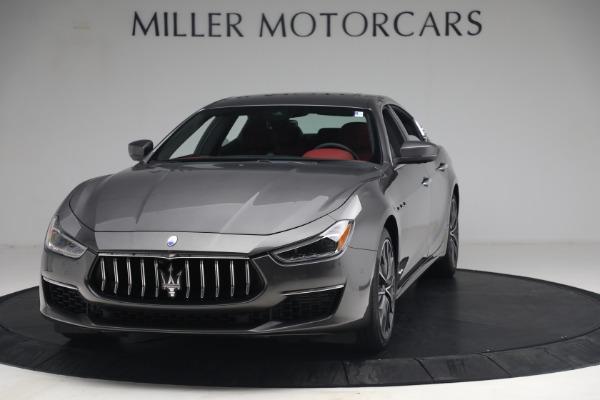 New 2021 Maserati Ghibli SQ4 GranLusso for sale Sold at Bugatti of Greenwich in Greenwich CT 06830 1