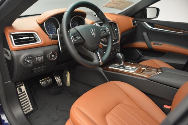New 2016 Maserati Ghibli S Q4 for sale Sold at Bugatti of Greenwich in Greenwich CT 06830 13