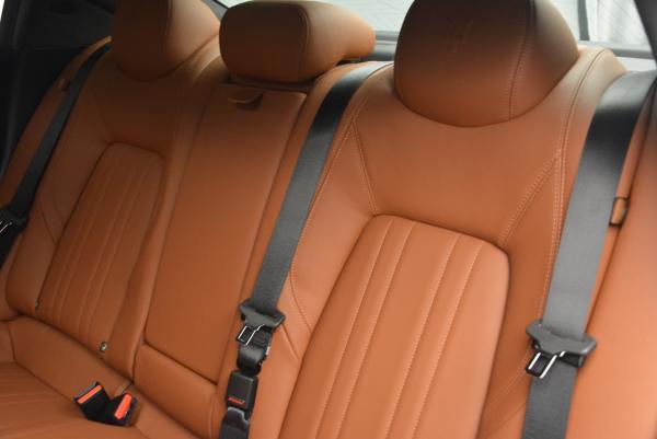 New 2016 Maserati Ghibli S Q4 for sale Sold at Bugatti of Greenwich in Greenwich CT 06830 18