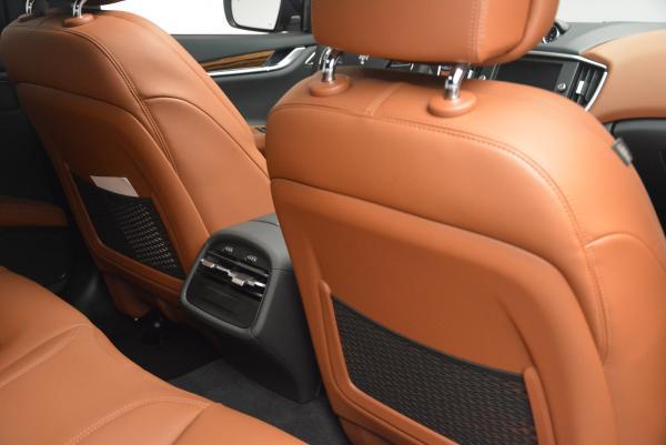 New 2016 Maserati Ghibli S Q4 for sale Sold at Bugatti of Greenwich in Greenwich CT 06830 22