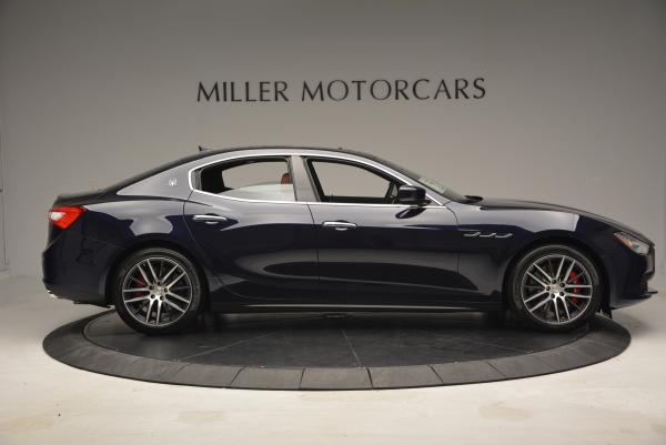 New 2016 Maserati Ghibli S Q4 for sale Sold at Bugatti of Greenwich in Greenwich CT 06830 9