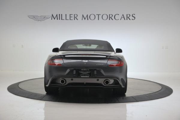 New 2016 Aston Martin Vanquish Volante for sale Sold at Bugatti of Greenwich in Greenwich CT 06830 19