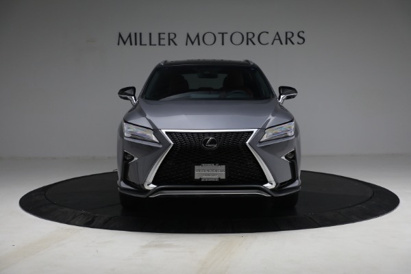 Used 2018 Lexus RX 350 F SPORT for sale Sold at Bugatti of Greenwich in Greenwich CT 06830 12