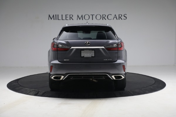 Used 2018 Lexus RX 350 F SPORT for sale Sold at Bugatti of Greenwich in Greenwich CT 06830 6