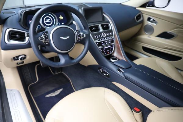 Used 2018 Aston Martin DB11 V12 for sale Sold at Bugatti of Greenwich in Greenwich CT 06830 14