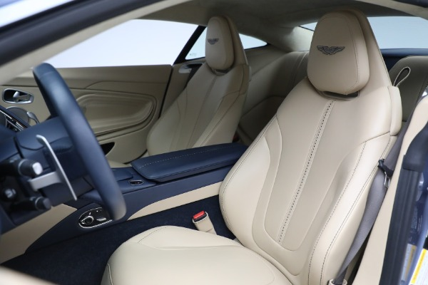 Used 2018 Aston Martin DB11 V12 for sale Sold at Bugatti of Greenwich in Greenwich CT 06830 15
