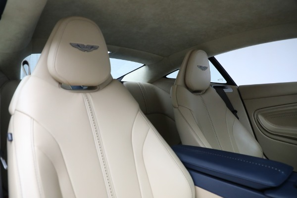 Used 2018 Aston Martin DB11 V12 for sale Sold at Bugatti of Greenwich in Greenwich CT 06830 16