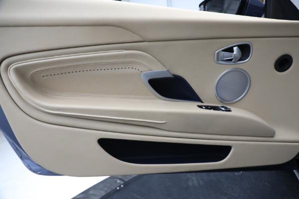 Used 2018 Aston Martin DB11 V12 for sale Sold at Bugatti of Greenwich in Greenwich CT 06830 18