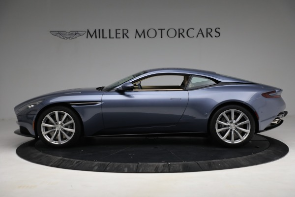 Used 2018 Aston Martin DB11 V12 for sale Sold at Bugatti of Greenwich in Greenwich CT 06830 2