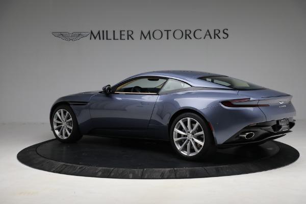 Used 2018 Aston Martin DB11 V12 for sale Sold at Bugatti of Greenwich in Greenwich CT 06830 3