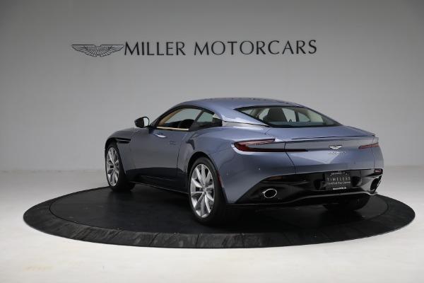 Used 2018 Aston Martin DB11 V12 for sale Sold at Bugatti of Greenwich in Greenwich CT 06830 4