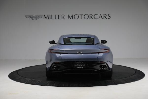 Used 2018 Aston Martin DB11 V12 for sale Sold at Bugatti of Greenwich in Greenwich CT 06830 5
