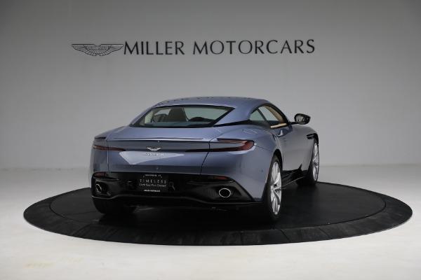 Used 2018 Aston Martin DB11 V12 for sale Sold at Bugatti of Greenwich in Greenwich CT 06830 6