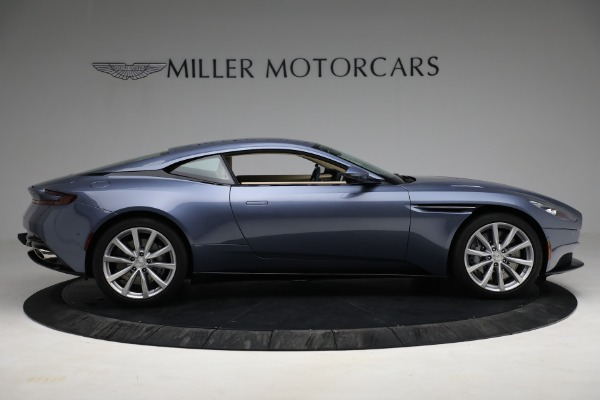 Used 2018 Aston Martin DB11 V12 for sale Sold at Bugatti of Greenwich in Greenwich CT 06830 8