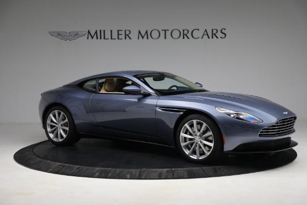 Used 2018 Aston Martin DB11 V12 for sale Sold at Bugatti of Greenwich in Greenwich CT 06830 9