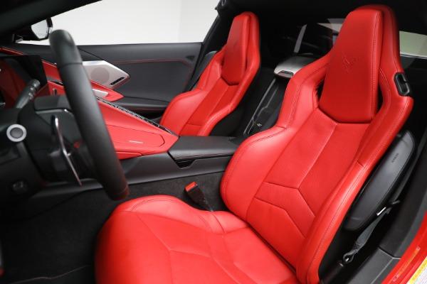 Used 2020 Chevrolet Corvette Stingray for sale Sold at Bugatti of Greenwich in Greenwich CT 06830 20